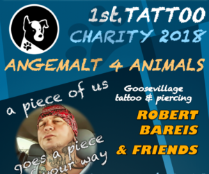 1st TATTOO CHARITY 2018